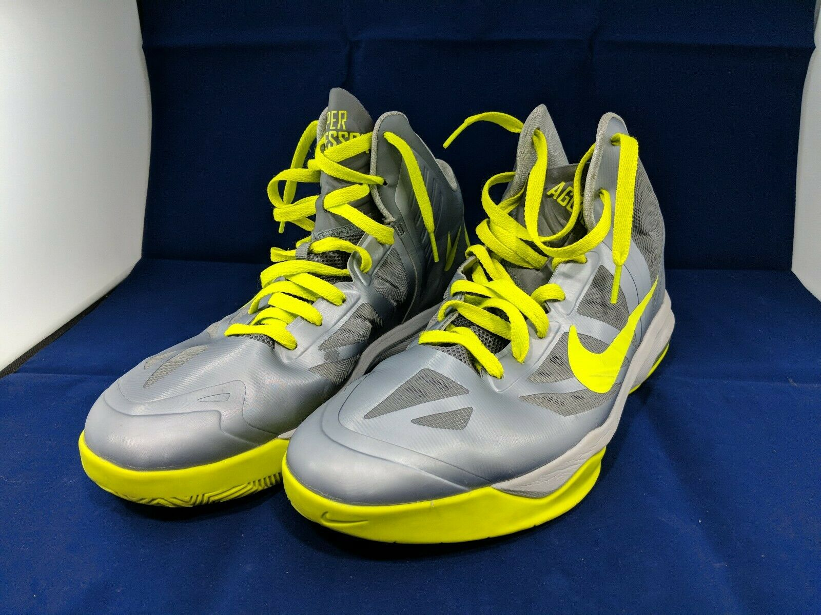 Nike Air Max Hyper Aggressor Men's 11.5 Basketball Shoes