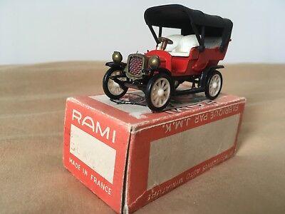 RAMI JMK MERCEDES BENZ SSK 1927
