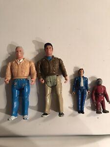Vintage-Figures-Lot-Star-Wars-Duke-of-Hazard-A-Team