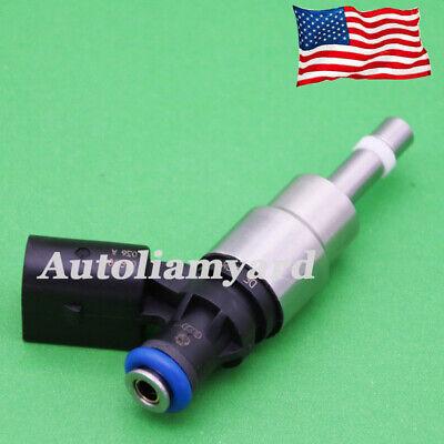 Pack//4 OEM Bosch Fuel Injectors for 2007-2008-2009 Volkswagen EOS 2.0L I4