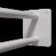 miniatura 12 - Handlauf Haltestange Griff Haltegriff Stützgriff am Waschbecken WC 50cm - 85 cm