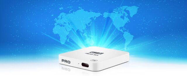 安博盒子六代 洛杉磯現貨 越獄國際版 美国行货 Unblock Tech Gen5 UPRO2 I950 OS IPTV TV BOX With Keyboar