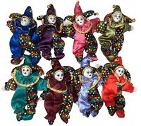 Jester Joker Magnet Orleans Mardi Gras Party Favor Ornament Gift Magnets