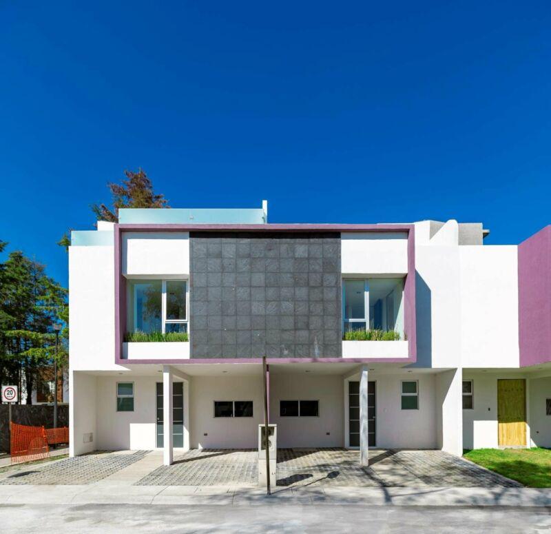 Casa en Venta en Reserva Serraton, Zinacantepec, 3 Recamaras.