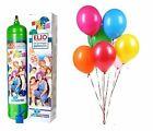 ZeusParty Kit Bombola Elio con 55 Palloncini - Multicolore