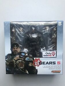 Gears of War 5 MARCUS FENIX Vintage Armor GameStop Exclusive Storm Collectibles