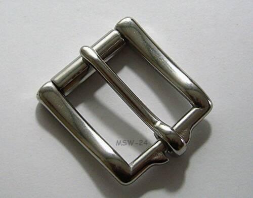 """Rollschnalle Acier Inoxydable 1 1//2 /""""CA 38 mm forme allongée"""