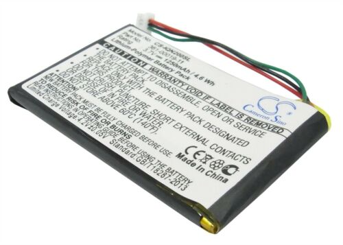 Battery for Garmin Nuvi 252W 255 255T 255W 255WT 260 260W 3.7V 1250mAh