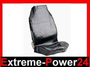 sitzschoner werkstatt schonbezug kunstleder sitz berzug werkstattschoner sitz ebay. Black Bedroom Furniture Sets. Home Design Ideas