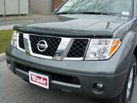 Bug Shield/hood Protector That Fits A 2005 - 2016 Nissan Frontier