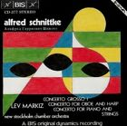 Konzerte von Lev Markiz,New Stockholm KO (1996)