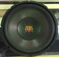 Old School Hifonics Zeus HZ12 1-way 12