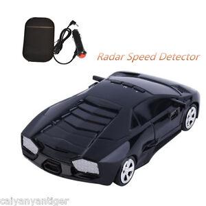 Car Speed Anti-Police Voice Alert Radar 360° GPS Protection Laser Detector Alarm
