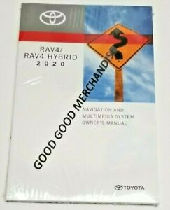 Car Manuals & Literature Other Car Manuals 2018 TOYOTA RAV4 OWNERS ...