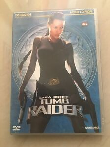 DVD Lara Croft Tomb Raider