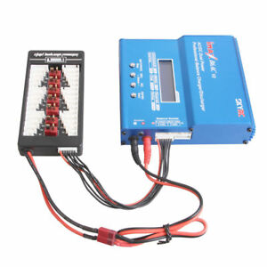 2S-6S Lipo Parallel Charging Board Balance /Charger Plate - Imax B6 B6AC B8 6in1