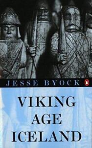 Viking-Age-Iceland-Penguin-History-by-Jesse-L-Byock-Paperback-Book-9780140