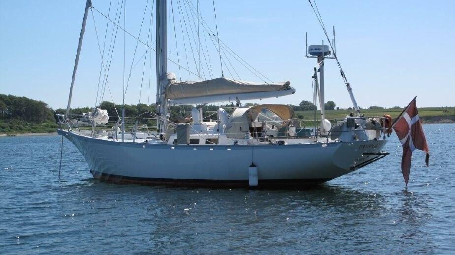 SPARKMAN STEPHENS One-Off Yacht, årg. 1990, fod 47