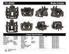 Disc Brake Caliper Rear Right Centric 141.40565 Reman