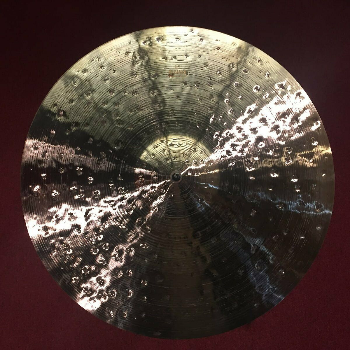 Meinl 2019 20  Byzance Foundry Reserve Ride Cymbal