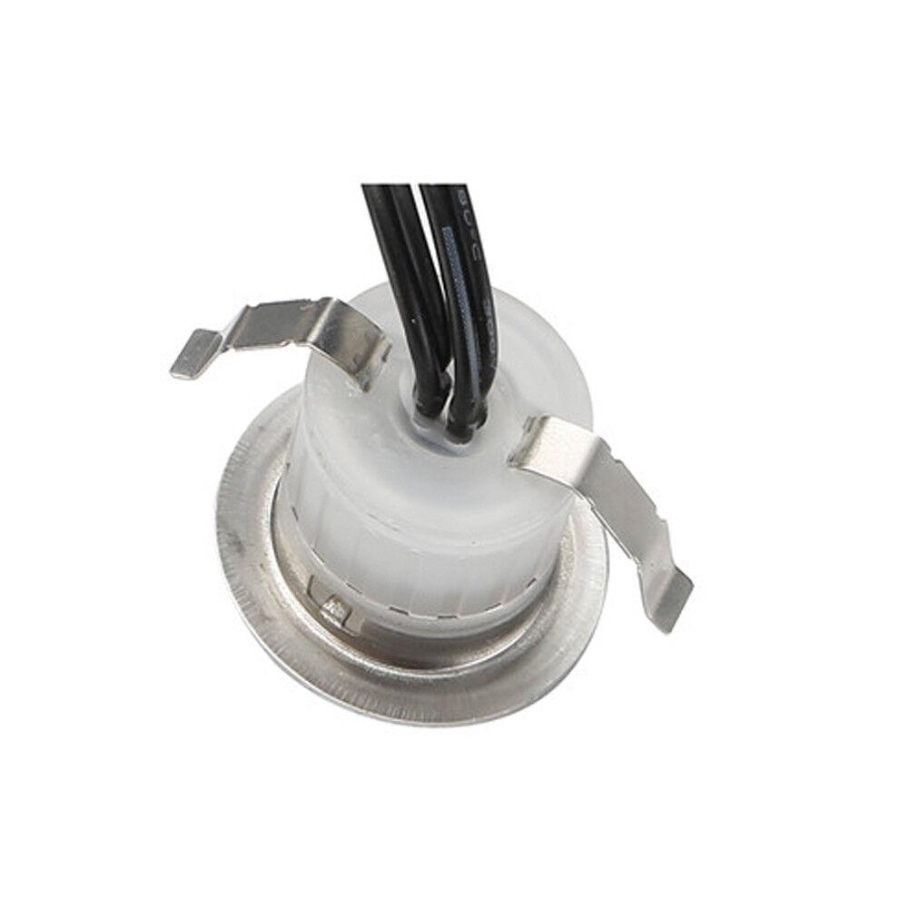 6er Set 31mm Warmweiβ Küche Terrasse Garten Außenlampe Außenlampe Außenlampe Bodeneinbauleuchte IP67 | Outlet Online  | Ausgezeichnete Qualität  | Die Königin Der Qualität  ab4951