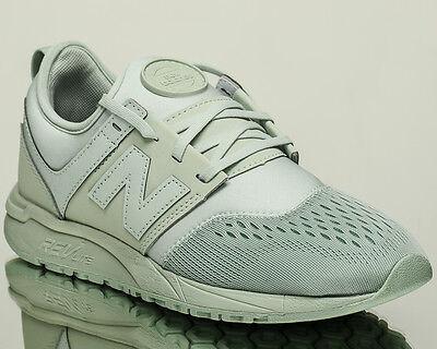 New Balance 247 Breathe NB247 lifestyle casual sneakers NEW green MRL247-MC | eBay