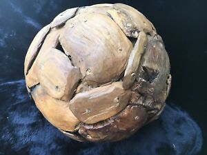 Details About Larger 12 Balinese Primitive Teak Wood Root Ball