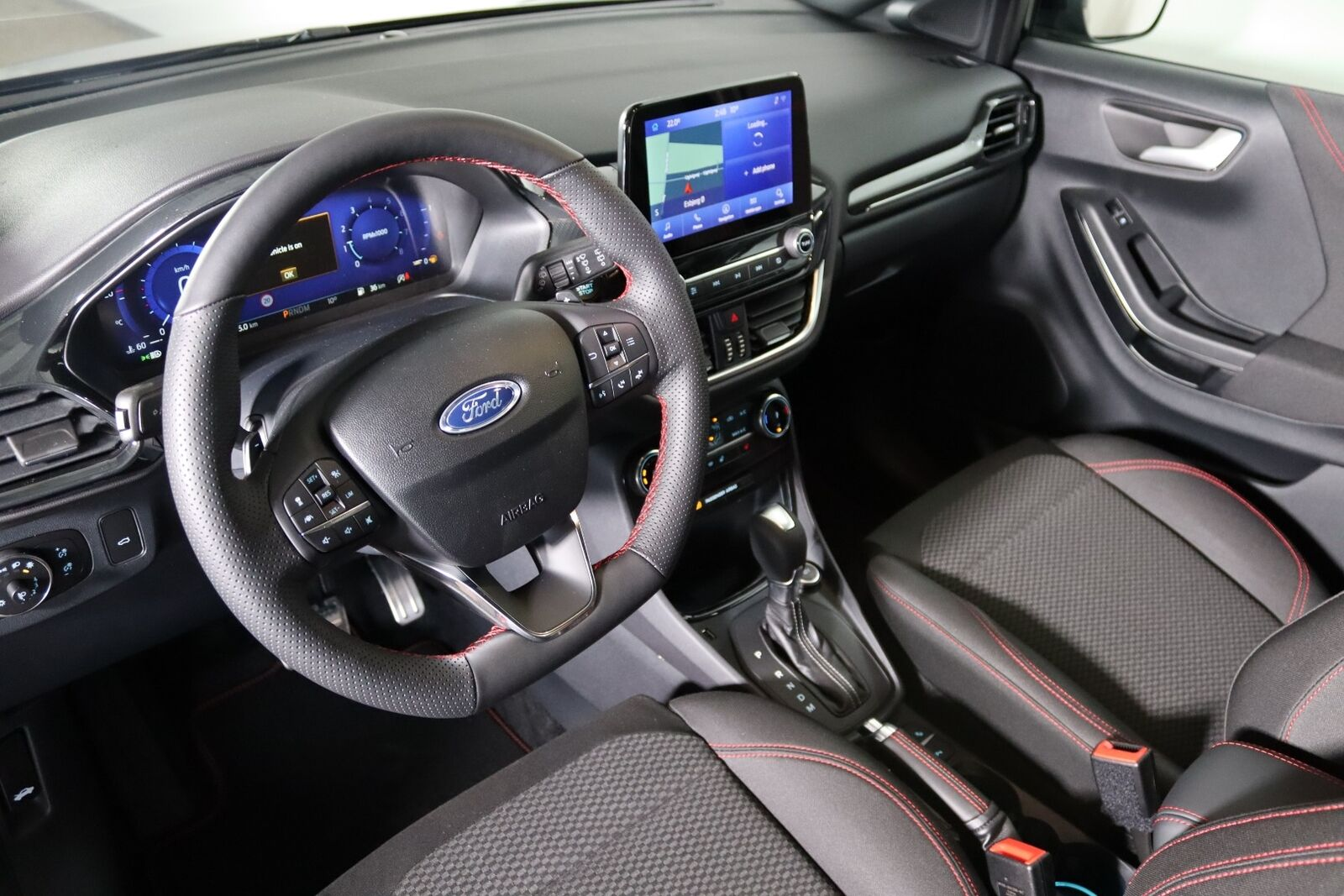 Ford Puma 1,0 EcoBoost ST-Line DCT - billede 5
