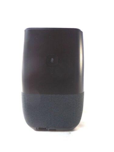 Insignia™ Voice™ Smart Bluetooth Speaker and Alarm Clock NS-CSPGASP