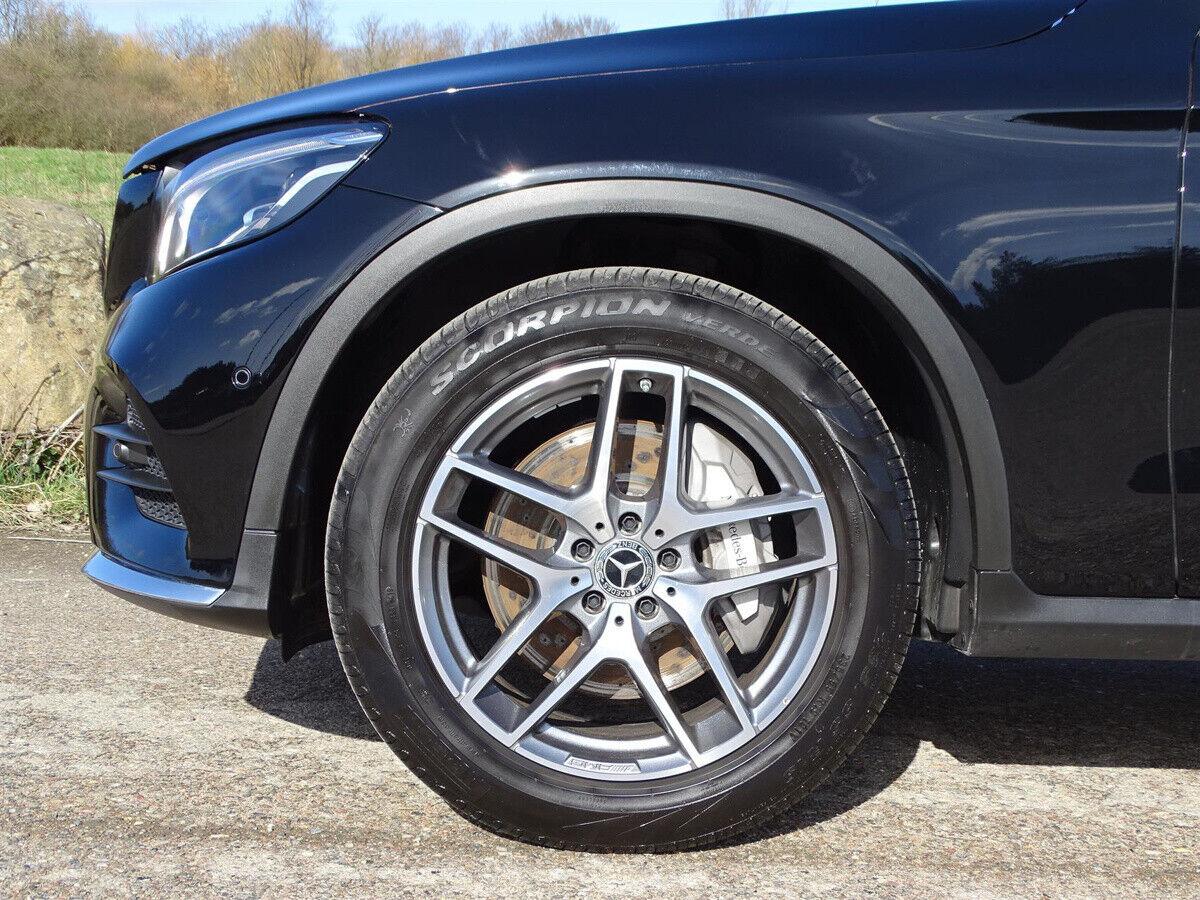 Mercedes GLC300 2,0 Coupé aut. 4Matic - billede 2