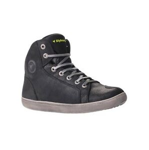 7f9ab1d138 Image is loading Stylmartin-Seattle-Urban-Waterproof-Motorcycle-Boots-Black