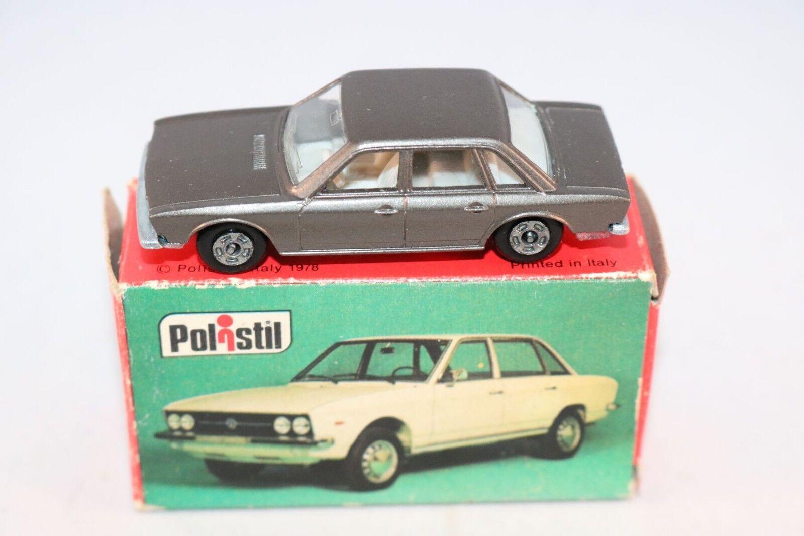 Polistil Art. RJ. 54 Volkswagen K70 rare gris near mint  in box Svoiturece Raro  remise