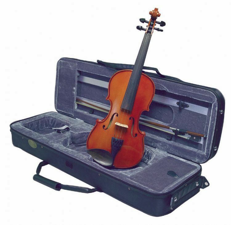 Musino 4000 Deluxe Series Violin Outfit, 4 4 Size, Brand NEW