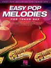 Easy Pop Melodies for Tenor Saxophone by Hal Leonard Corporation (Paperback, 2014)