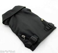 Dog Jacket Coat Vest Black Biker Faux Leather Xs-xxl Motorcycle 4 Sm Breed