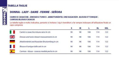 CASACCA ALBERVILLE DONNA ESTETISTA MEDICO ISACCO MEDICAL SHIRTS 猎装医生 レザーアーマードクター