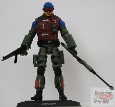 "LOW LIGHT Slaughters Marauders HASBRO GI JOE 30th 3.75"" 2011 LOOSE ACTION FIGURE"