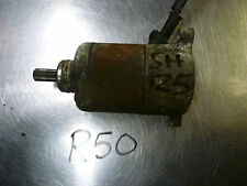 HONDA SH125 2003 ENGINE STARTER MOTOR *FREE  UK DELIVERY* R50
