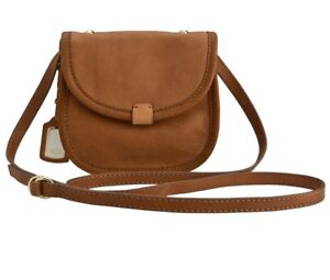 beauty buy best super popular Details about UGG Bag Classic Mini Flap Leather Crossbody Caramel NEW $175