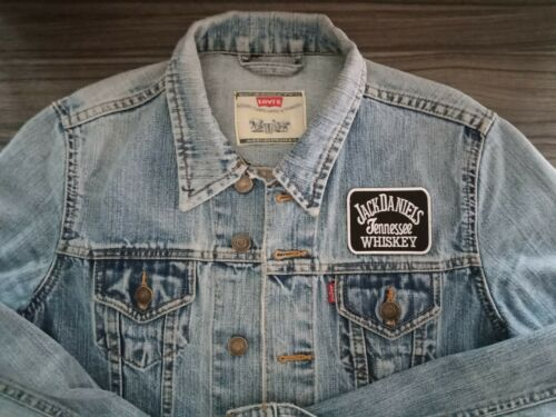 3 pcs Tennesse Whiskey Patch Embroidered Iron Sew on Coat Jacket bag hat shirt