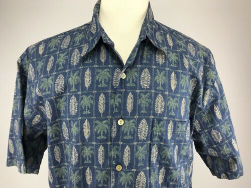 Tori Richard Honolulu Aloha Hawaiian Cotton Shirt