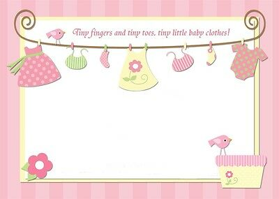 Baby Shower Frosting Sheet Edible Cake Image