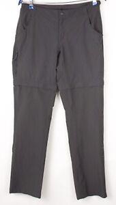 The North Face Damen Stretch Abnehmbare Hose Shorts Größe 8 (W30 L32) BAZ934