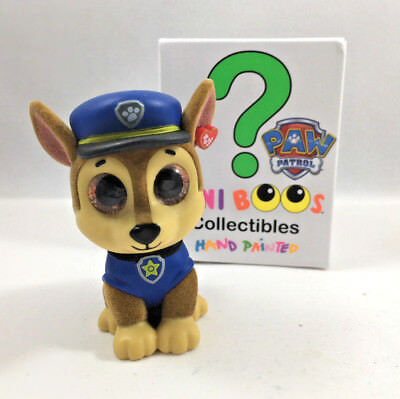 15 TY MINI BOOS COLLECTIBLES HAND PAINTED FIGURES PAW PATROL BLIND PACKS AP 2849