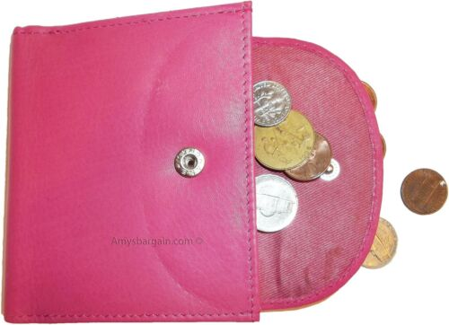 monnaie Lot Carte 3 Id Of Femme Cuir Rose Porte Neuf Noir Emplacement rRn06rx
