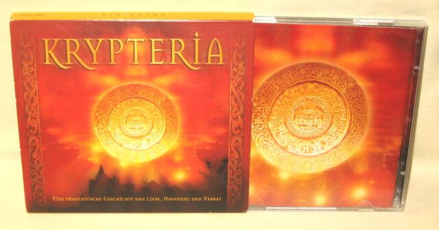Doppel- CD von Krypteria (2003)