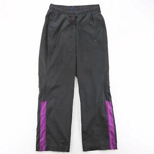 Reebok Noir Regular Classic Track Pantalon pour femme M