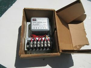NEW-CUTLER-HAMMER-D60PN-600V-SER-A1-PHASE-MONITORING-RELAY-NIB