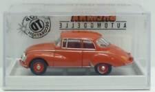 OVP schwarz//grauweiß BREKINA Nr.28005 Auto Union 1000 S Coupé