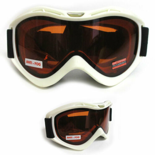 Winter Sport Goggles Snow Ski Snowboard Glasses Skiing Sun Double Lens Eyewear